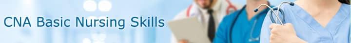 CNA Basic Nursing Skills