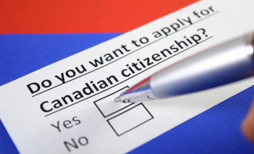 apply canadian citizenship visa passport