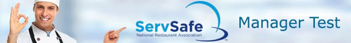 ServSafe Manager Test
