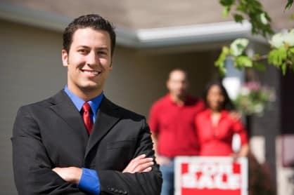 real estate agent exam test free license
